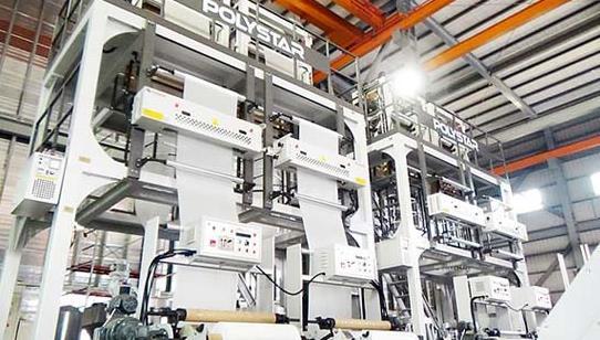 台湾回收设备供应商世林将与台湾指标性包装薄膜生产商合作