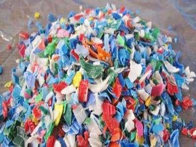 塑料废塑料回收潜力巨大
