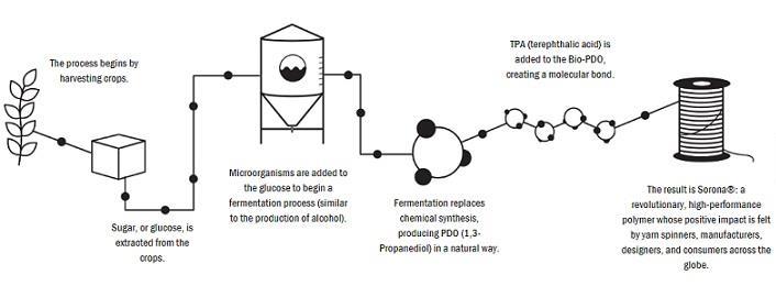 杜邦致力于将高性能生物塑料用于包装等行业