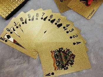 塑料原料做成的扑克牌或成未来的主流