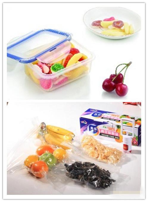保鲜袋、保鲜盒等塑料制品也有保质期?