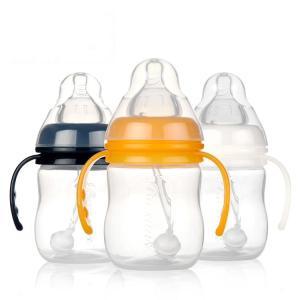 揭密玻璃奶瓶和塑料奶瓶材质
