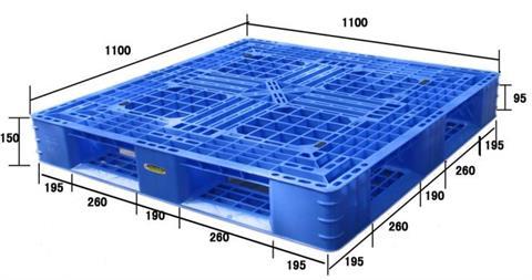 简单介绍塑料托盘有哪些突出优势