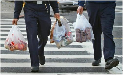 轻质购物袋或取代欧盟市场塑料袋