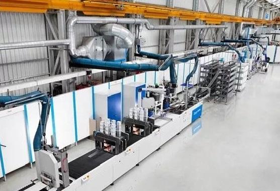 克劳斯玛菲建新拉挤生产线 生产效率提高6倍