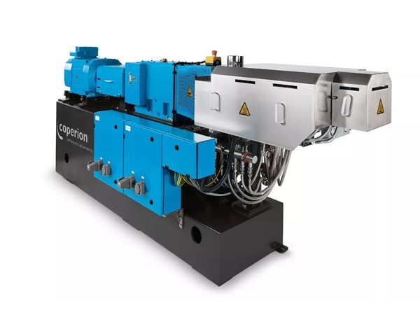 科倍隆推出ZSK 43 Mv PLUS双螺杆挤出机