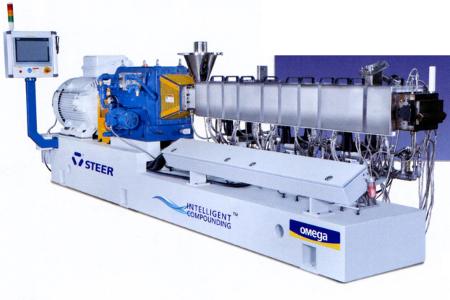 日本铁钢公司推出新型双轴搅拌押出机