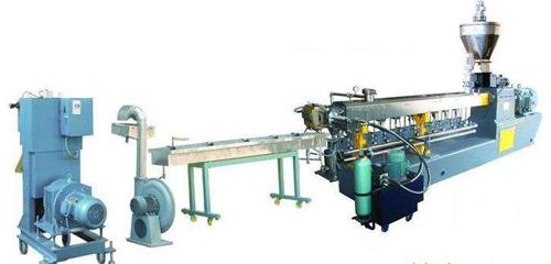 全面解析塑料造粒机的行业发展方向