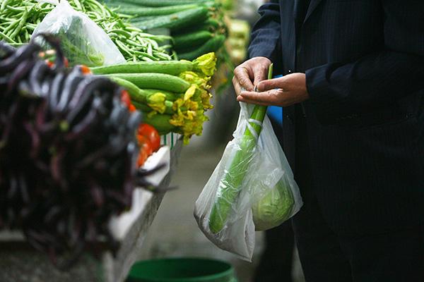 广州市质监局抽查4批次塑料购物袋产品