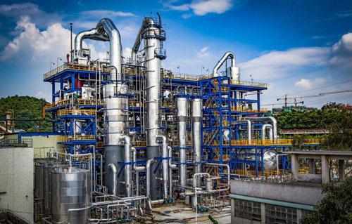 内蒙古久泰新材料拟建180万吨煤制PTA项目