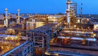 四建参管中科炼化高密度聚乙烯变电所成功受电