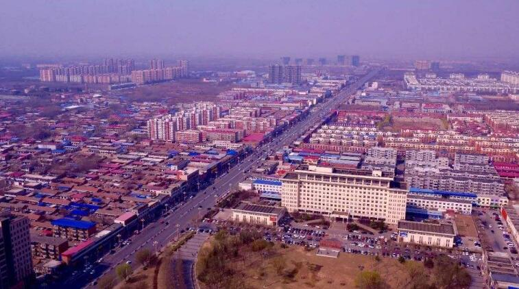 雄县塑料包装企业转至沧州东光