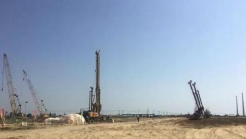 中委广东石化炼化一体化项目驶上快车道