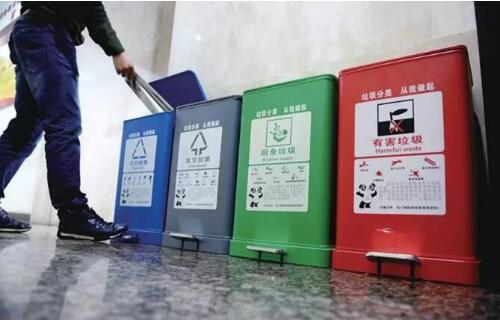 """北京垃圾分类""""新规""""出台,2020年5月1日正式实施"""
