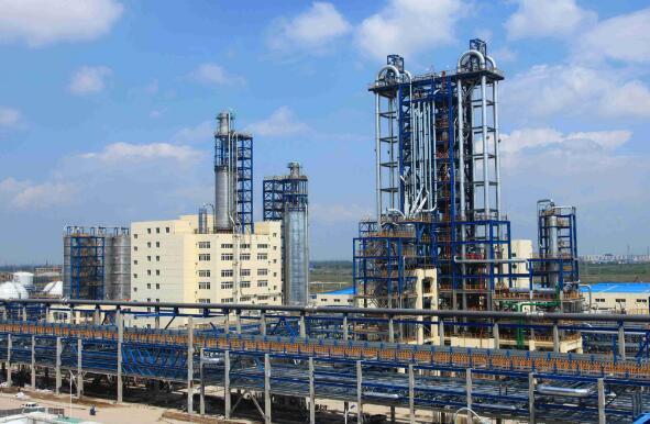 四建完成中科炼化高密度聚乙烯装置挤压机组安装