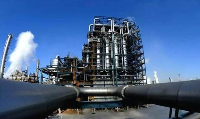 十建中韩石化乙烯脱瓶颈改造项目稳步推进