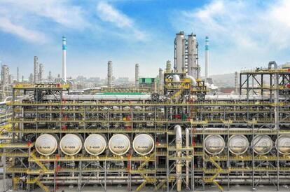 全球最大脱氢工厂成功投产