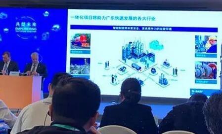 巴斯夫湛江新型一体化生产基地第一期项目工程备案通过
