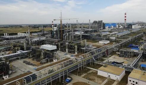 中安联合170万吨甲醇制烯烃项目MTO投料试车一次成功