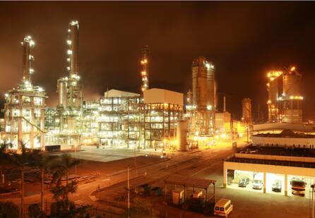 浙江独山能源二期220万吨PTA工程正式开工