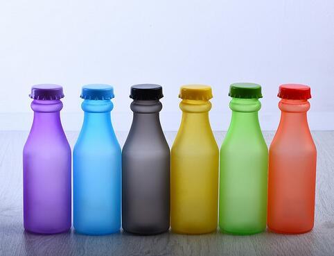 普立万添加剂使PET瓶能够拥有磨砂感和蚀刻感
