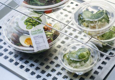 沙伯特推出100%rPET食品服务产品