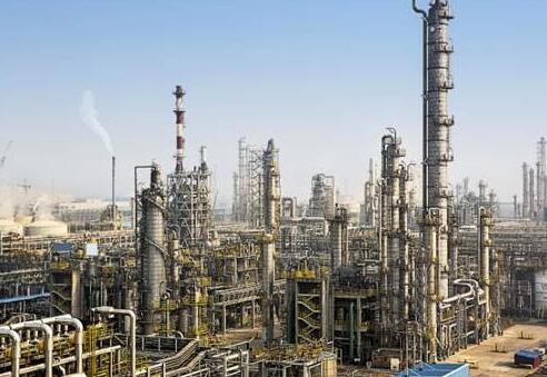 十建中韩石化项目乙烯脱瓶颈改造工程高效推进