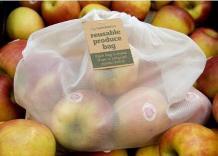 英国塞恩斯伯里超市将削减50%的塑料包装