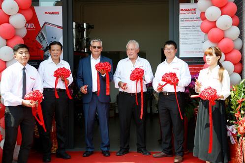 美锴台湾公司成立