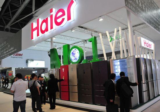 海尔全球首创固态薄膜制冷技术