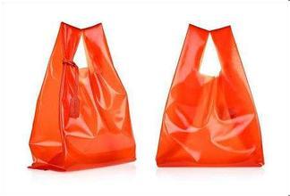 塑料袋将在设计上有突破