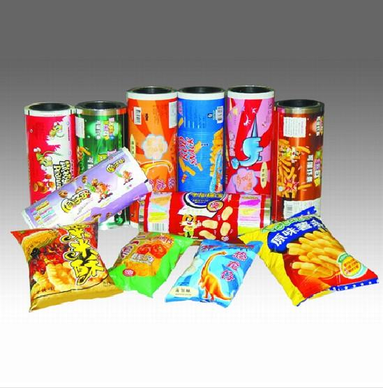 塑料包装成为食品包装主要用材
