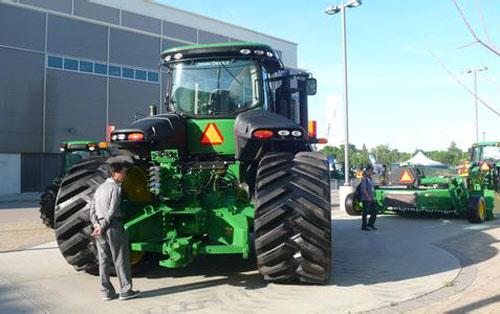 延长农机轮胎使用寿命 提高农业经济效益