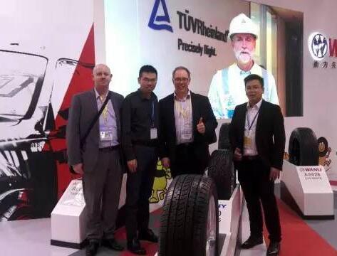 全球化战略逐步推进 万力轮胎国际形象稳步提升