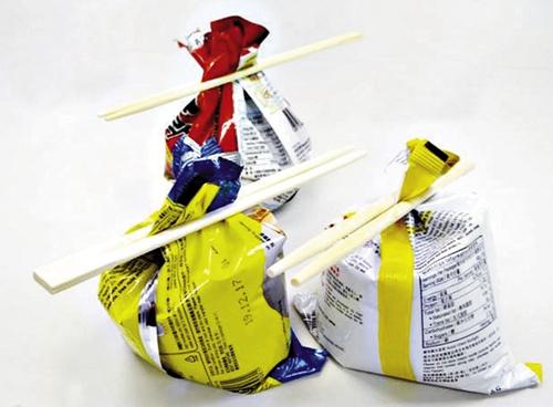 食物安全中心提醒民众正确使用塑胶制品