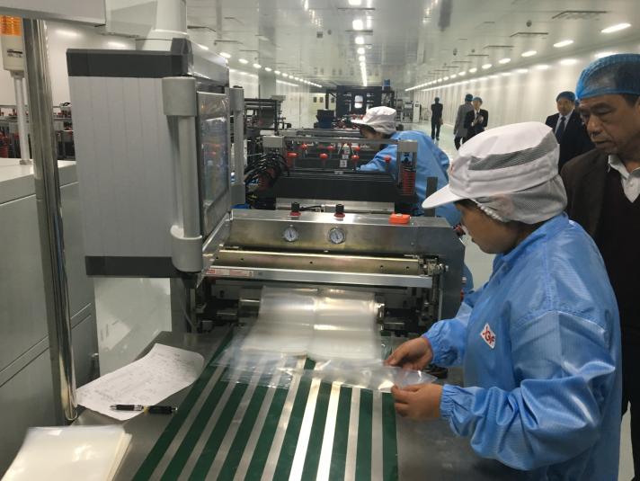 成都新国富包装材料公司从日本引进新型环保型塑料包装材料